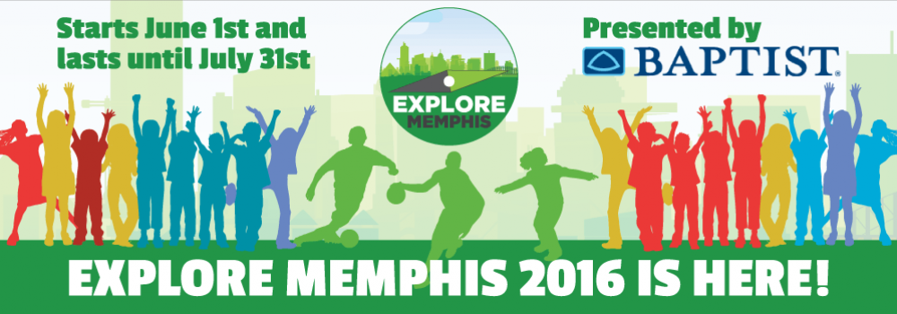 Explore Memphis 2016 is Here!