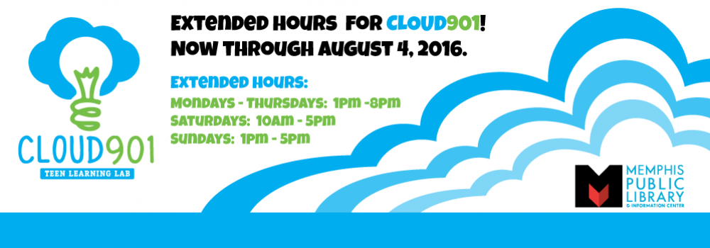 Extended hours starting for CLOUD901.